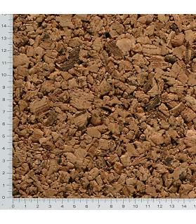 Liège d'isolation thermique et acoustique 40 mm en plaque de 0,50 x 1 m - par 5 plaques (2,5 m²) - agglo40