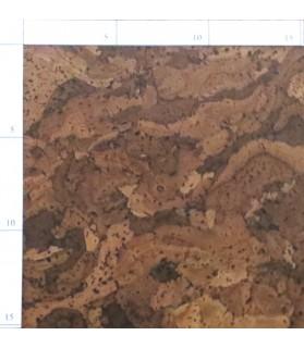 Parquet liège jade sol à coller vernis satin - 6 dalles de 60 x 30 cm soit 1,08 m² - 310 jade c