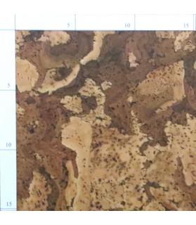 Parquet liège moon sol à coller vernis satin - 6 dalles de 60 x 30 cm soit 1,08 m² - 312 moon c