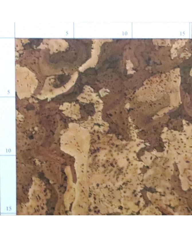 Parquet liège pose flottante uniclic moon - 6 plaques de 1235 x 30 cm soit 2,22 m² - 3120 moon f