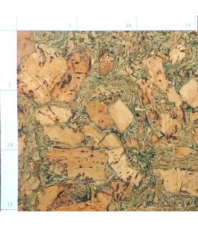 Parquet liège pose flottante uniclic sapp - 6 plaques de 1235 x 30 cm soit 2,22 m² - 3050 sapp f