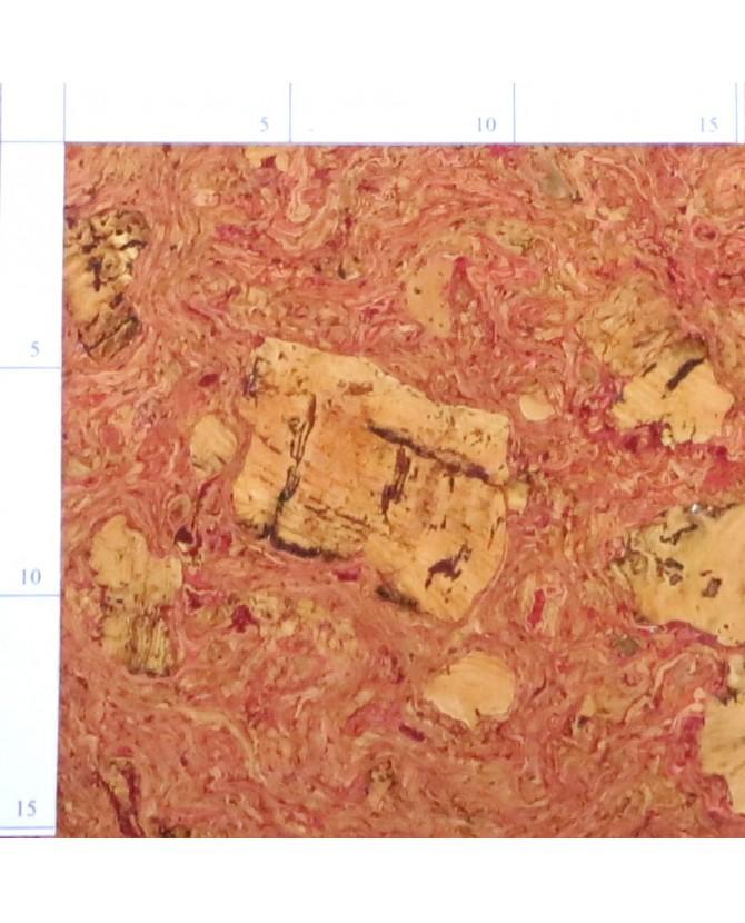 Parquet liège pose flottante uniclic turq - 6 plaques de 1235 x 30 cm soit 2,22 m² - 3040 turq f
