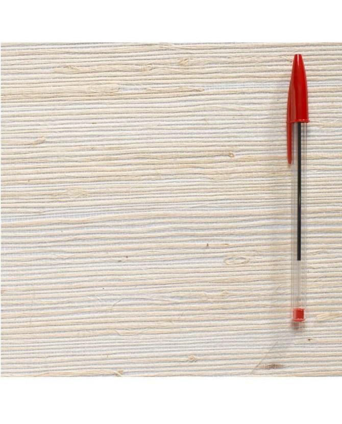 paille japonaise fine blanc/naturel 102