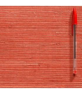 paille japonaise moyenne rouge 517