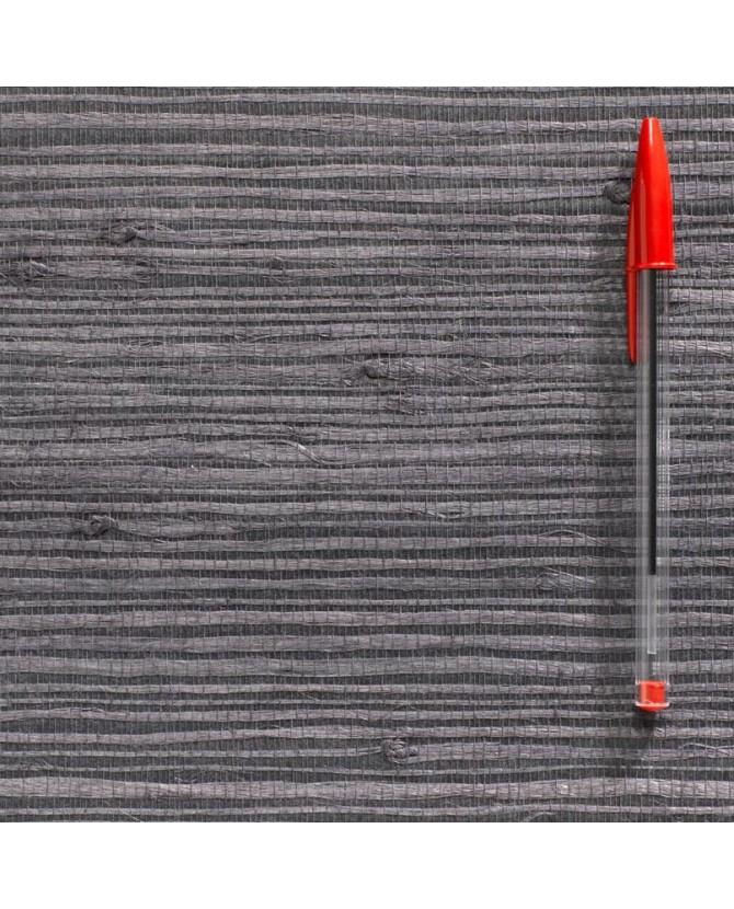 paille japonaise moyenne gris foncé 512