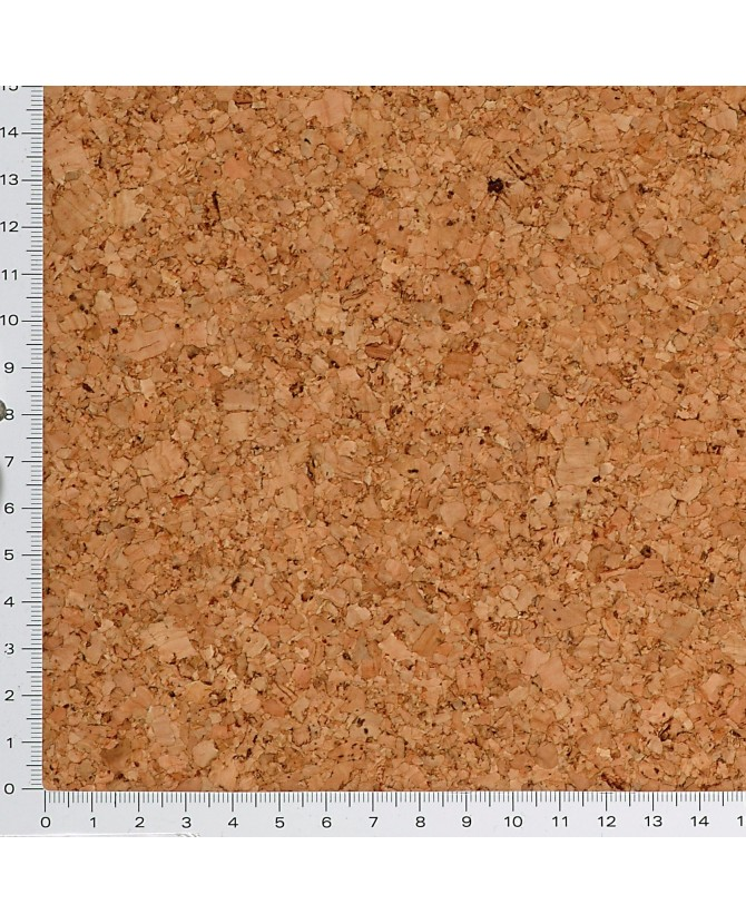 Parquet liège sol à coller naturel à vernir - 11 dalles de 30 x 30 cm soit 0,90 m² - 59 n10