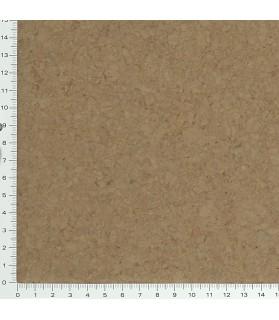 Parquet liège brun sol à coller vernis satin - 11 dalles de 30 x 30 cm soit 0,90 m² - 65 l06