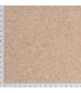 Parquet liège blanc sol à coller vernis satin - 11 dalles de 30 x 30 cm soit 0,90 m² - 66 l07