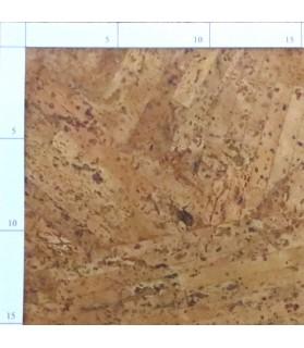 Parquet liège Aquamarine sol à coller vernis satin - 6 dalles de 60 x 30 cm soit 1,08 m²