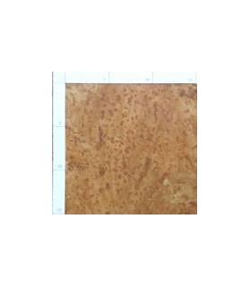Parquet liège à coller Pearl - 6 plaques de 0.60 x 30 cm soit 1.08 m² - série C