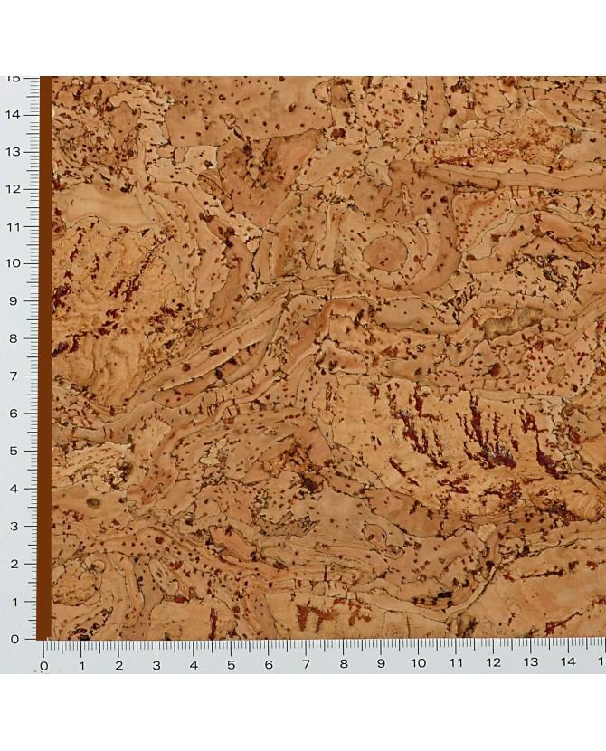 Parquet liège pose flottante uniclic vernis satin - 6 dalles  910 x 300 soit 1,64 m² - 74 f512
