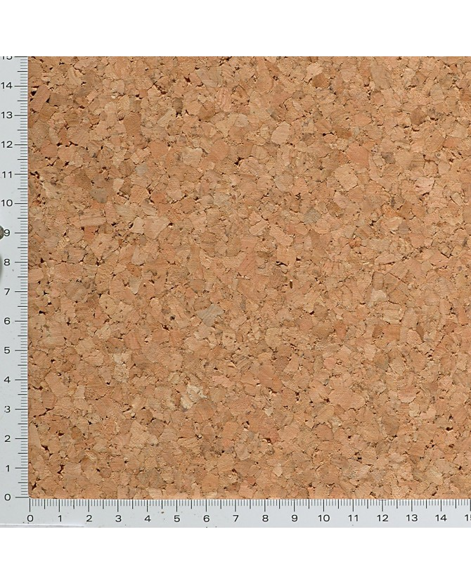Liège format plafond poncé 1 face 6 mm en panneaux de 500 x 500 mm - 4 dalles par paquet (1 m²) - 26