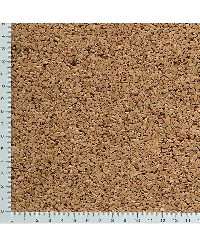 Liège d'isolation acoustique 10 mm en panneaux de 500 x 500 mm - 4 dalles par paquet (1m²) - 27