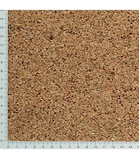 Liège d'isolation acoustique 15 mm en panneaux de 500 x 500 mm - 4 dalles par paquet (1m²) - 29