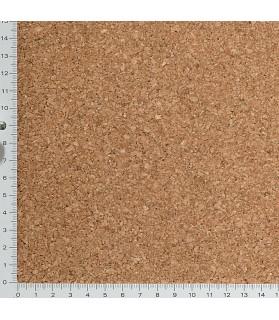 Liège isolation acoustique et thermique poncé haute densité 50 mm en plaque de 0,64 x 0,94 m - par 2 plaques (1,2 m²) - 300/50