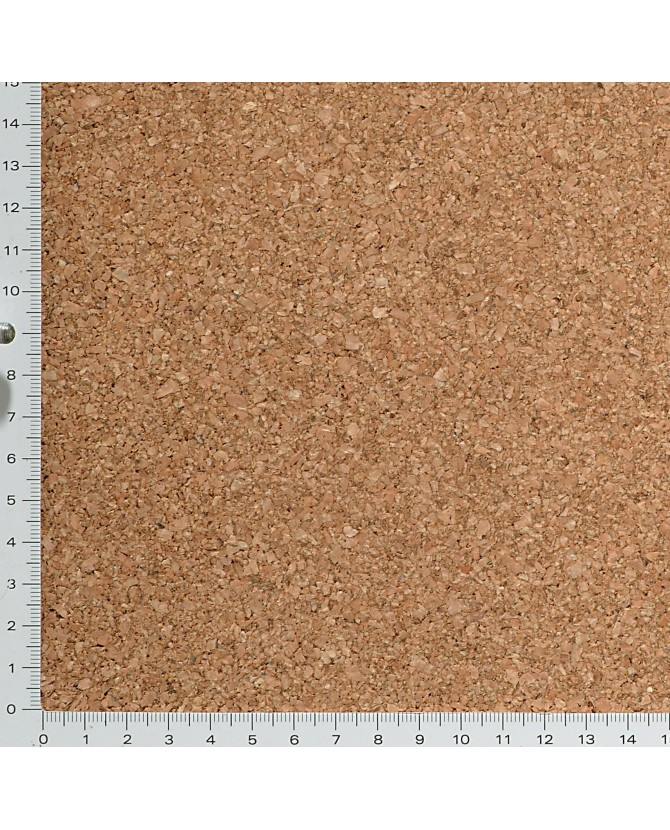 Rouleau en liège pour sous-couche isolante murs et sol ou affichage - épaisseur 2 mm rouleau de 15 m² - 15/2